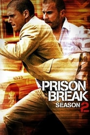 Prison Break - Season 2 poster