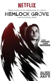 HEMLOCK GROVE - 720P BLU-RAY