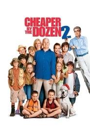 Poster Cheaper by the Dozen 2 2005