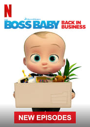 The Boss Baby: Back in Business - Season 3 (2020) poster