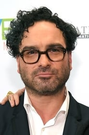 Johnny Galecki Headshot