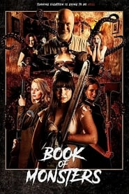 Book of Monsters - Legendado