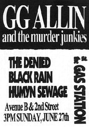 GG Allin: Live at the Gas Station