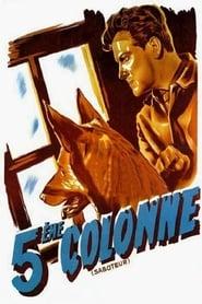 Cinquième Colonne movie