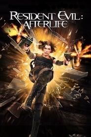 Poster for Resident Evil: Afterlife