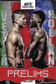 UFC on ABC 2: Vettori vs. Holland – Prelims (2021)
