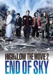 HiGH&LOW The Movie 2: End of Sky (2017) Bluray 480p, 720p