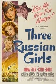Three Russian Girls 1943