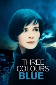Poster Three Colors: Blue 1993