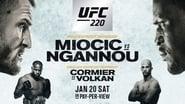 UFC 220: Miocic vs. Ngannou