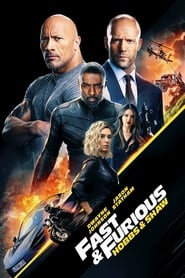 Poster Fast & Furious : Hobbs & Shaw 2019