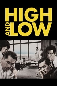 Poster High and Low 1963