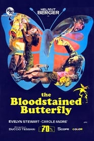 Poster for The Bloodstained Butterfly