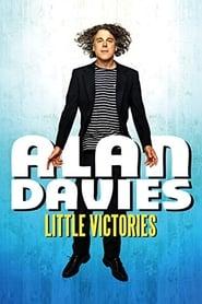 Alan Davies: Little Victories 2016