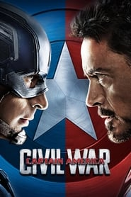 Poster for Captain America: Civil War