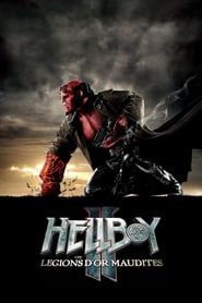 Hellboy II : Les Légions d'or maudites movie