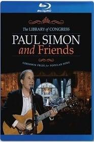 Paul Simon & Friends: Library of Congress movie