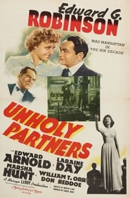 Unholy Partners Poster