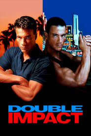 Poster Double Impact 1991