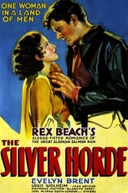 The Silver Horde (1930)