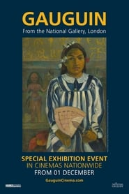 Poster Gauguin From the National Gallery 2020