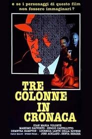 Tre colonne in cronaca 1990