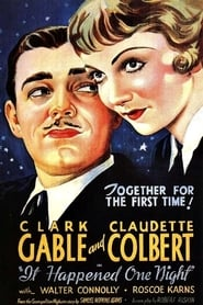 Poster for It Happened One Night