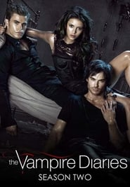 The Vampire Diaries - Season 2 poster