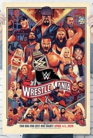 WWE WrestleMania 37 (Night 1) (2021)
