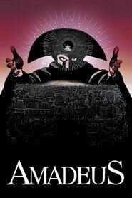 Poster Amadeus 1984