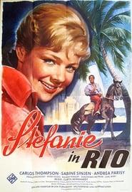 Stefanie in Rio 1960