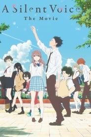Poster A Silent Voice: The Movie 2016