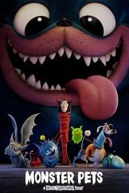 Poster Monster Pets: A Hotel Transylvania Short 2021