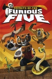 Poster Kung Fu Panda: Secrets of the Furious Five 2008