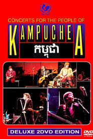 Poster of Concerts for the People of Kampuchea