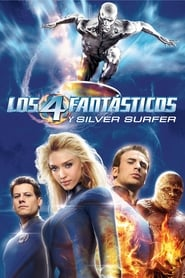 Los 4 fantásticos y Silver Surfer (2007) 4: Rise of the Silver Surfer