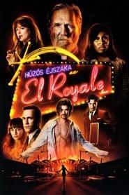 Húzós éjszaka az El Royale-ban poszter
