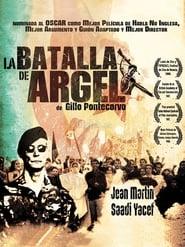 La batalla de Argel (1966)   La battaglia di Algeri