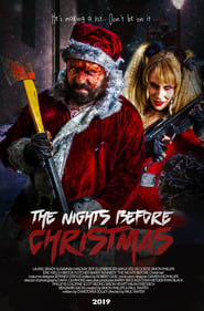 Watch The Nights Before Christmas (2020) Fmovies