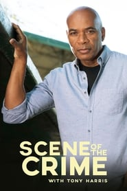 Poster Scene of the Crime with Tony Harris 2018