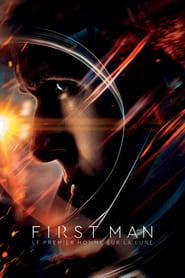 Poster First Man - Le premier homme sur la Lune 2018