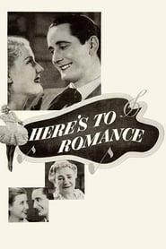 Here's to Romance 1935