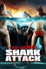 Poster 2-Headed Shark Attack 2012