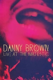 Danny Brown: Live at the Majestic 2018
