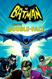Batman contre Double-Face 2017