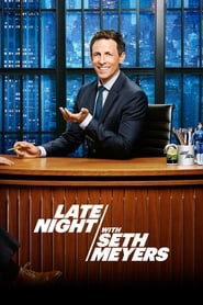 Poster Late Night with Seth Meyers 2020