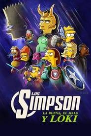 Los Simpson: la buena, el malo y Loki en cartelera