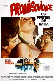 Poster Promiscuity, the Street Kids of Katia 1984