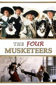 The Four Musketeers (1974) poster