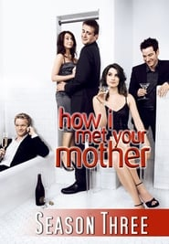 How I Met Your Mother 3º Temporada (2008) Blu-Ray 720p Download Torrent Dublado